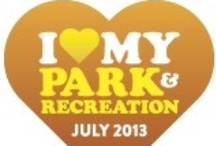 Show UR Love! / Since 1985, America has celebrated July as the nation's official Park and Recreation Month. This July, we want everyone talking about what they love about parks and recreation and why parks and recreation are so vital in our lives!  / by National Recreation and Park Association