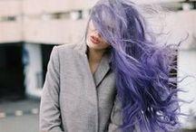 Hair / Cut, colour & styling.