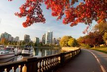 Places I want to go: Vancouver