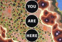 PHOTO ID ≠27: mappa mundi / all about maps & mapping / by rosaslight