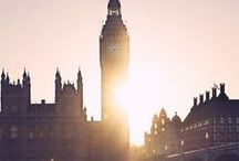 Places I want to go: London