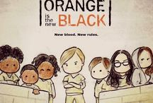 Orange is the new black / Poussey forever