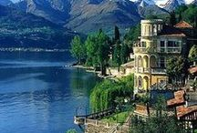 Places I want to go: Lago de Como - Itália