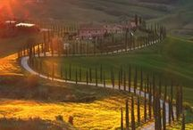 Places I want to go: Toscana