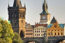 Places I want to go: Praga