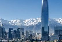 Places I want to go: Santiago, Chile