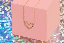 Pixel Necklaces