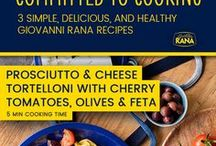 #CommittedToCooking / These quick and easy recipes will help keep you on the cooking track!