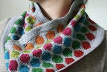 Inspiring Knits / #knitting and yarn inspiration. Patterns, tutorials and sometimes just for fun
