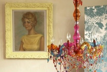 interior spaces / by Heather