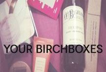 Your Birchboxes / We love to see pictures of your Birchboxes and all of the ways you use them. Some of the ones you've shared!