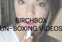 Birchbox Un-boxing Videos / As much as you love opening your Birchbox, we love watching! Check out these un-boxing videos from our fab community members to see what they got in their Birchboxes. Just can't get enough? Visit our YouTube page for more un-boxing videos and beauty tutorials from the Birchbox team! www.youtube.com/birchboxtv  Want to have your video included here? Tweet us your video link with hashtag #Birchbox!
