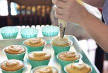 Cake & Cupcake Decoration Ideas / by Jeni Chaney