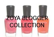 Zoya Blogger Polish Collection by Birchbox / We teamed up with Zoya to create an exclusive limited edition nail polish collection inspired by top beauty bloggers! Each blogger made a mood board capturing her favorite spring/summer colors. Next, we asked our Facebook fans to vote for the top three boards, which the polish experts at Zoya used to custom-design this stunning trio.