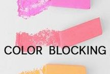 Color Blocking / The bright colors! The bold looks! It's easy to see why we love this trend.