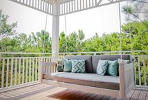 Outdoor Living / by Hannah Stanford