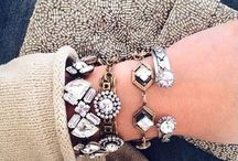 Jewelry / All types of jewelry to accessorize any outfit! / by Erin Byrd