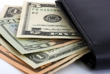 Budgeting / I not only love to save money, we as a family depend on it. Here are some tips I use. / by Tina Davis