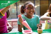 Recipes / Tasty and yummy recipes that our girl scouts can make with girl scout cookies. There are also recipes that our other followers will enjoy!