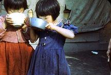 A Pair of Kids / Friends or siblings / by Lay Kun Chan