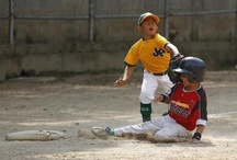 Sports / Life would be awful dull without competitive endeavor on a level playing field. / by Carl Allen