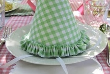 Gingham and Polka Dots / by Becky B.
