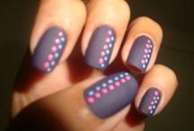 cute nail art / by Andrea S.