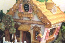 Gingerbread houses / by Becky B.