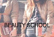 Beauty School / It's been years since graduation, but we'll never forget the thrill of back-to-school shopping.