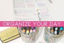 Organization&Cleaning / by Hannah Stanford