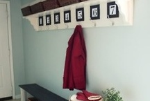 Home Ideas- Entry/Mud Room  / by Shannon Jones