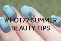 #Hot77 Summer Beauty Tips / 77 hot beauty tips to help you keep cool all summer long. / by Birchbox