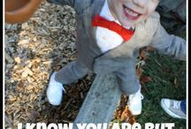 Kids costume / by Sandra M