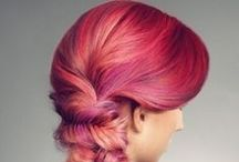 Hair / When hair color is done right