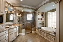 Dream Home Ideas - Bathrooms