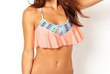verlico swim / Swimwear that has you ready for the beach; bikini's, one-pieces and vintage high waist two-piece swimsuits.