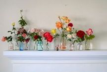 verlico floral / A collection of floral arrangements and pretty flowers to add to your interior decor or garden.