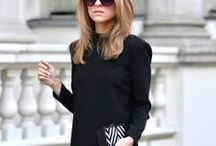 verlico LBD / So many variations of the little black dress and how to dress it up (or down) for your signature style.
