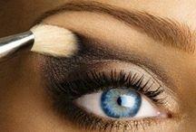 {makeup} / Hey good lookin' / by Brooke McKeehan Shelnutt