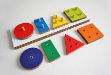Tot Trays / Montessori inspired trays in early education.  Learning and fine motor practice for toddlers and preschoolers.