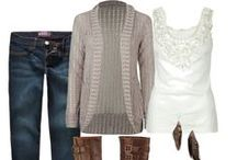 Fashionista / Clothing styles/fashions I love and accessorizing.