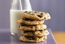 Crazy for Cookies / Soft. Chewy. Crumbly. Crunchy. Chocolately.  No matter how you like them, cookies are always a crowd pleasing. And with so many variations out there, we are happy to share with you the best of the best cookie recipes.  / by Gold Medal Flour