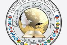 Logos para iglesias y ministerios. / Diseño de logos creados para diferentes ministerios en USA y Latino America.