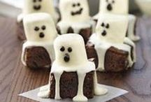 Halloween / No tricks, just treats!  Some seriously spooktacular recipe ideas for all your Halloween festivities. Because let's face it, eventually you get sick of eating Halloween candy.  / by Gold Medal Flour