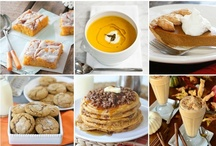 All Things Pumpkin / by Camille