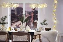 Home for the Holidays /   With the right home inspiration for the season, create holiday celebrations as festive and bright as your imagination   / by IKEA USA