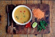 Soups <3. / by Parenthèses-Sportives