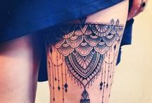 Tattoos / by Chef Allison Casey