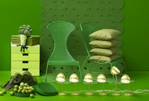 Celebrate in Green / Discover the luck o' the Swedish with these IKEA products, designed to put some 'green' in this season!