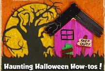 HOLIDAY: Halloween / Kids crafts for Halloween! / by Craft Project Ideas